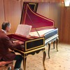 "Royer(c.1705-1755) - ""Le Vertigo"" played on a French harpsichord by M. Adachi(LIVE)"