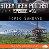 STEEM Geek Podcast Episode #55 - Topic Sundays | Why Does Everyone Love Japan?