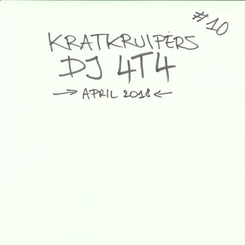 Kratkruipers #10 - DJ 4T4 (aka Kristof Michiels)
