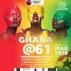 DJ Lyriks Live in Minnesota Ghana at 61 March 17 2018