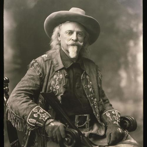 Buffalo Bill Cody: Showman of the West