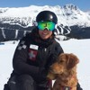 Slope Side Interview With Rescue Dog Trainer Qwen with Kathy White
