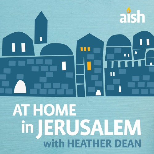At Home in Jerusalem Podcast: Aleeza Ben Shalom on Dating with Confidence