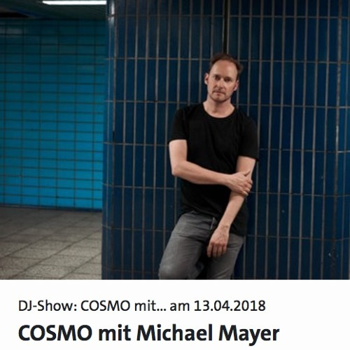 COSMO mit Michael Mayer (WDR) -  Episode 1