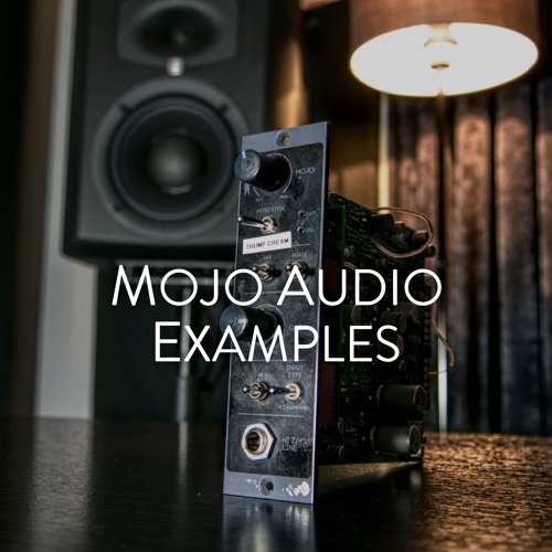 MOJO Audio Examples by Cranborne Audio