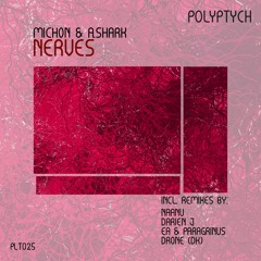 UR003 - [PREMIERE]: Michon & A.Shark - Nerves (Original Mix) [Polyptych Music]