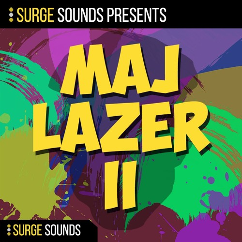 Surge Sounds - Maj Lazer II .:: OUT NOW! ::.