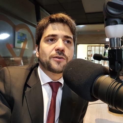 16 / 04 / 2018 - Manhã Sagres - Entrevista com promotor Bruno Gomes