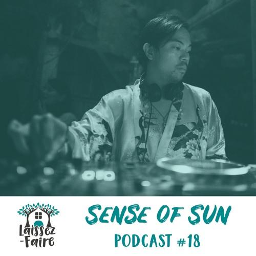 Laissez-Faire Podcast #18 -  Sense of Sun