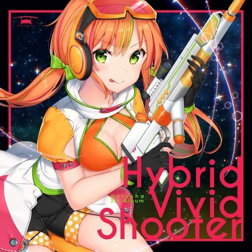 [M3_2018_S]polysha 1st Album Hybrid Vivid Shooter[XFD]