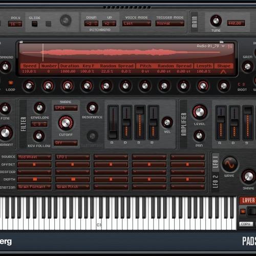 Padshop Pro Demo - 150 Brand New Sounds