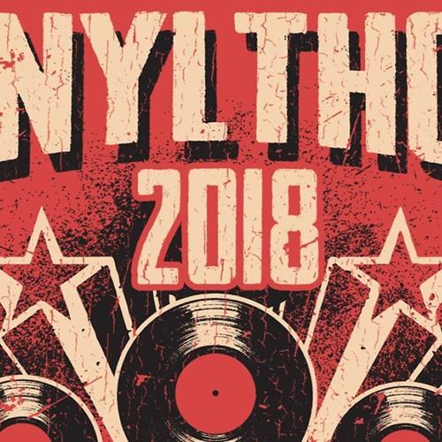 Vinylthon 2018 Fundraising Spot
