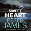 Sweet Heart by Peter James, read by Anna Acton
