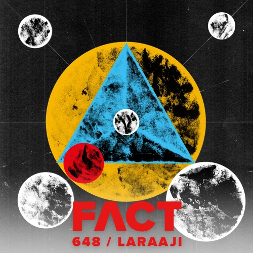 FACT mix 648 - Laraaji (Apr '18)