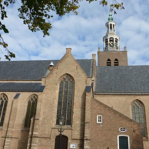 Psalm 25 Willem Hendrik Zwart. Tim Bouwsma op orgel Grote of Sint Caharinakerk in Zevenbergen.
