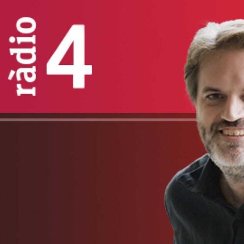 El Matí a Ràdio 4 _ Entrevista a Xavier Zambrano