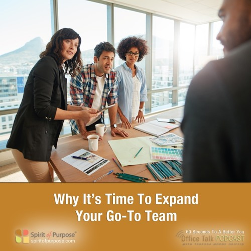Expand Your Go-To Group