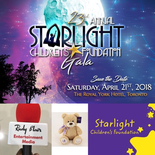 Chat w Jeannie O'Regan on the 23rd Annual Starlight Children's Foundation Fundraising Gala