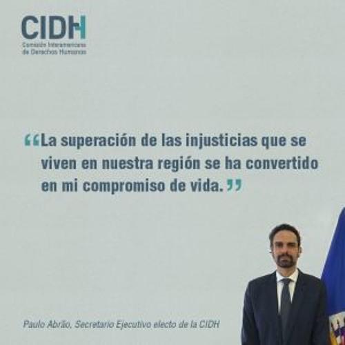 Entrevista con Paulo Abrao - Secretario Ejecutivo de la CIDH