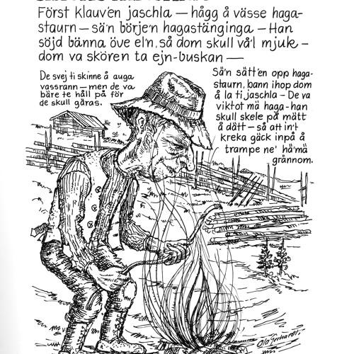 Hagastængarn