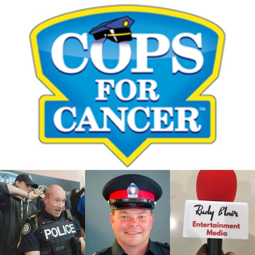 Chat w Inspector Chris Boddy on Cops for Cancer 2018