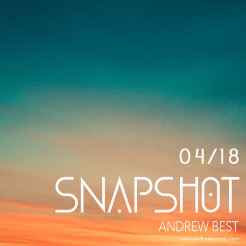 Andrew Best - April 2018 Snapshot