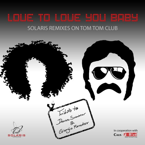 Tom Tom Club - Love to Love You Baby (Denis Naidanow Mix)