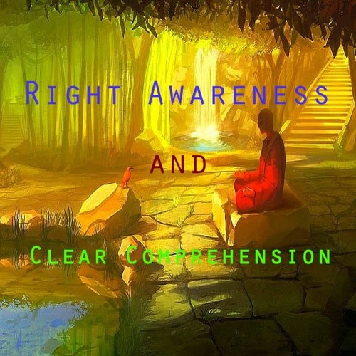 Guided Meditation on Right Awareness & Clear Comprehension
