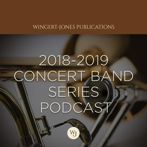 Concert Band Releases 2018