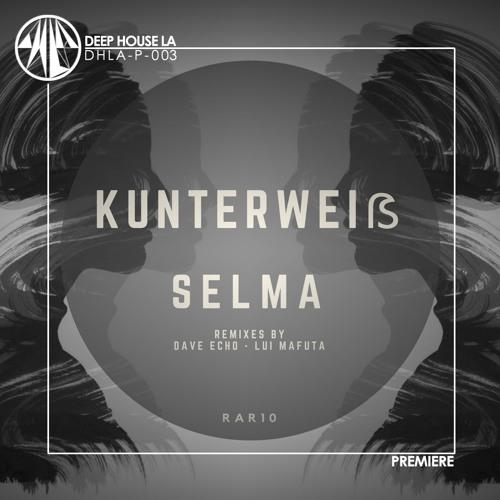 PREMIERE: Kunterweiß - Blaubeere (Original Mix) [RunAfter Records]