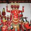 Divinity crafted in wood  By Rashmi Gopal Rao