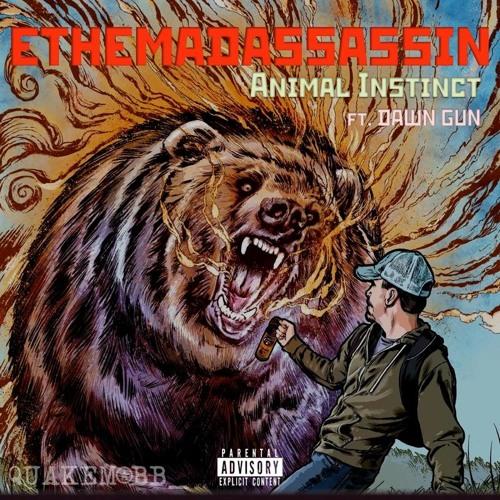 Animal Instinct ft. Dawn Gun (prod. by Quake Mobb)