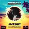 DIM3NSION - Luminosity Beach Festival Promo Mix 2018-04-17 Artwork