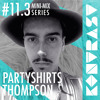 KONTRAST Mini-Mix #11.3 - Partyshirts Thompson
