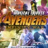 Avengers : Infinity War Musical Tribute (Marvel Mashup)