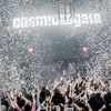 "Cosmic Gate @ Ear-Gasmic ""Another Dimension Edition"", Ateliér Babylon, Bratislava 2018-04-14 Artwork"