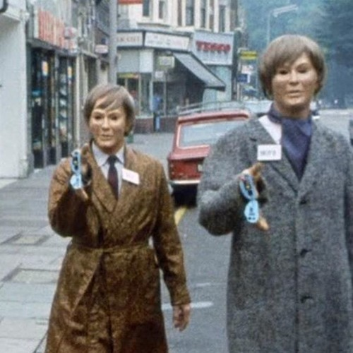 Episode 122: Spearhead from Space OR Run Auton Run!
