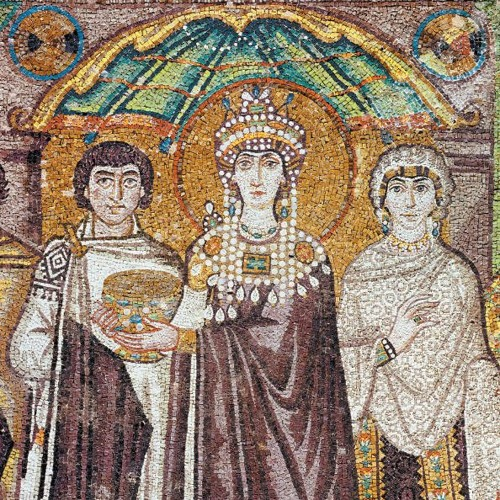 Théodora: un mythe féminin