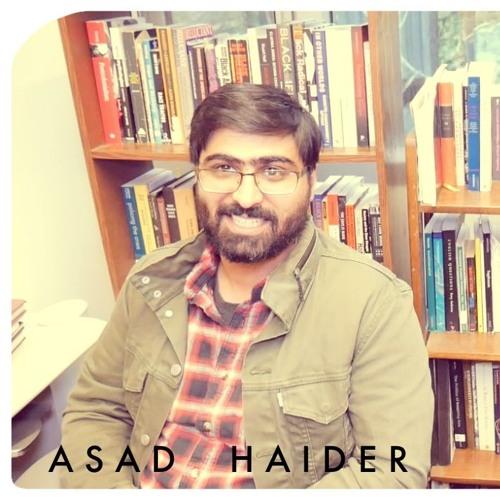 AEWCH 26: ASAD HAIDER or IDENTITY (IS) CRISIS