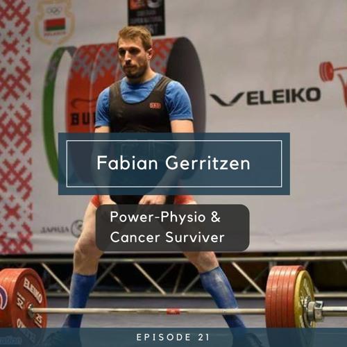 Fabian Gerritzen - Power-Physio & Cancer-Surviver