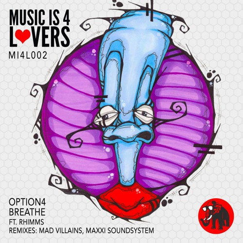 option4 - Breathe ft Rhimms (Original Mix) [Music is 4 Lovers] [MI4L.com]