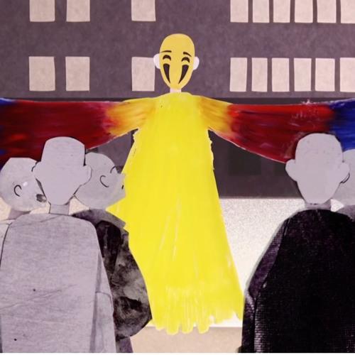 Film D'Animation_Le Magicien des couleurs