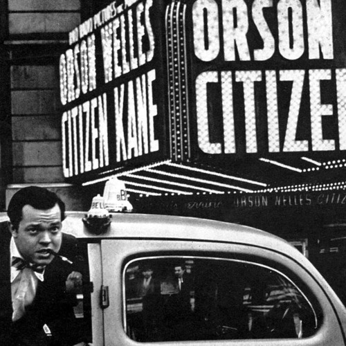 Experience the Premiere of Citizen Kane at the Palace Theater in NYC — 5.1.1941