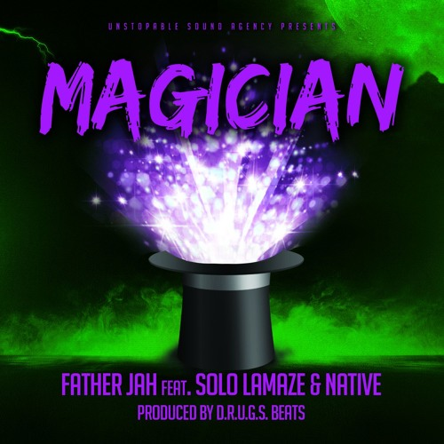 Magician f/ Solo Lamaze, Native (prod. DRUGS Beats)