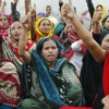 Wanderarbeiter aus Bangladesch