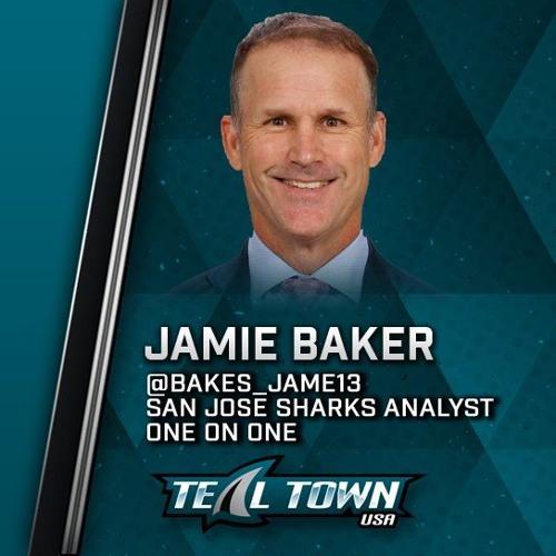 Interview: Jamie Baker - San Jose Sharks TV Color Analyst