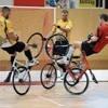 Akrobatik auf zwei Rädern - Radball