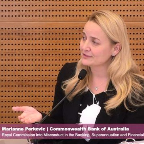 CBA's Marianne Perkovic finally answers Michael Hodge's questions