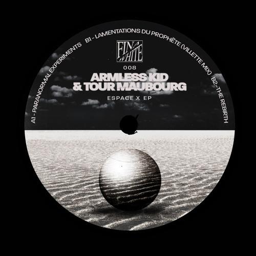 Armless Kid x Tour Maubourg - Espace x (FINAWHITE008)