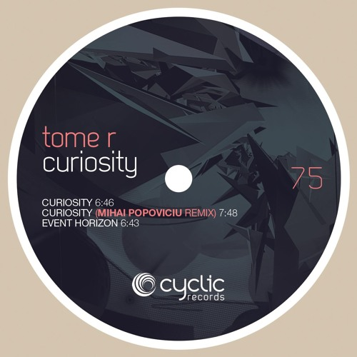 Tome R Event Horizon Cyc75 By Cyclic Records Free Listening On